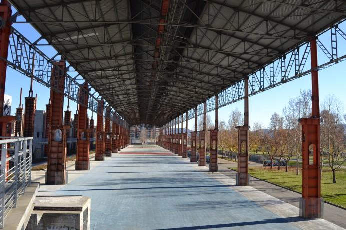 Salone del Drone di Torino, Parco Dora