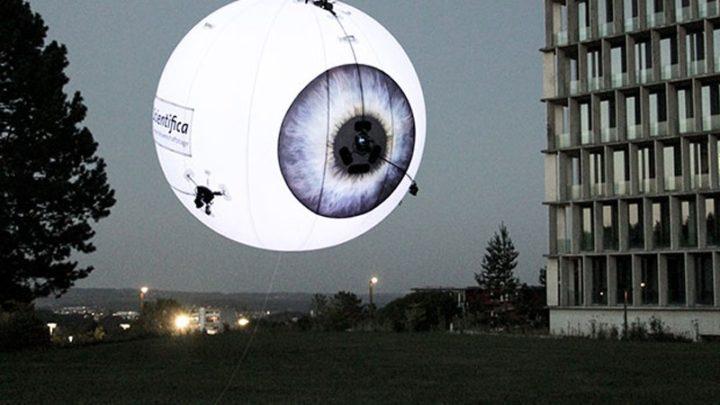 Skye, the Big Brother Eyes