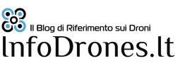 InfoDrones.It – Il Blog di Riferimento sui Droni - Notizie, Interviste, Recensioni, Video e Tutorial sul mondo dei Droni