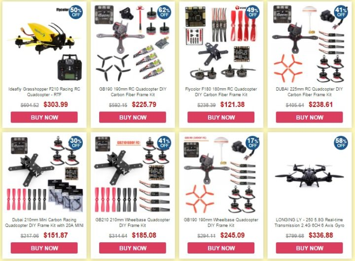 promozione-gearbest-epic-toys-hubsan-fpv