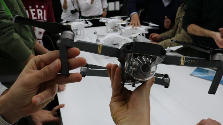 DJI Mavic Pro in Promo su Dron-e