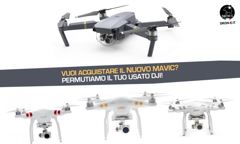 Permuta drone
