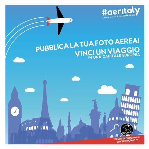 #Aeritaly-concorso fotografico-foto aeree-polarpro-città europea