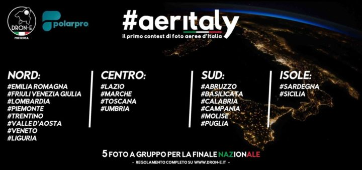 Con #AERITALY vinci l'Europa