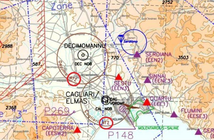 cartina enav-zona atz-zona traffico aereoportuale-ctr-enac
