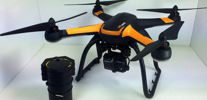 Recensione Hubsan H109s