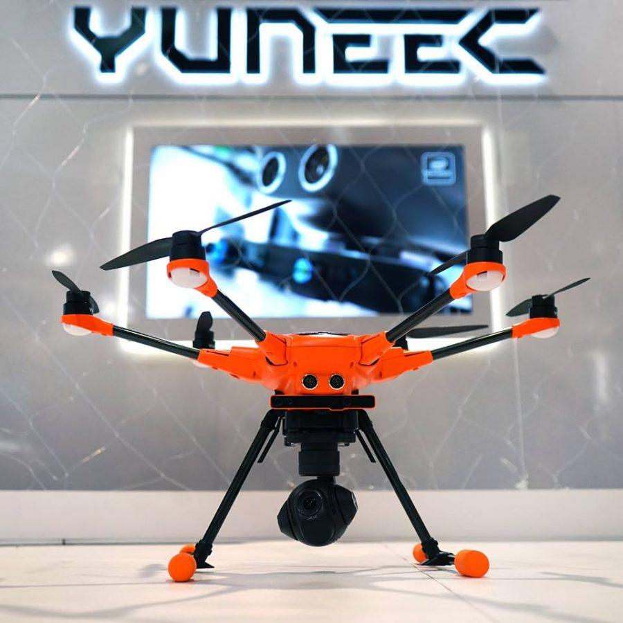 recensione yuneec Typhoon h520-cgo3+-cgo-et-cgo-ci-ces 2017 yuneec-termocamera-camera yuneec h520-prime immagini-cgo-ci-20 gradi