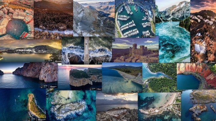 Aeritaly: Ecco i vincitori del primo contest di foto aeree d'Italia
