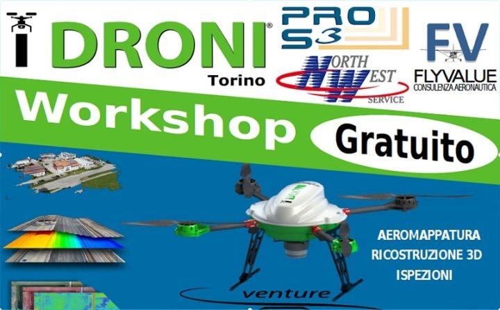 IDroni Torino-Nort West Service-ricostruzione 3d-flyvalue-pros3