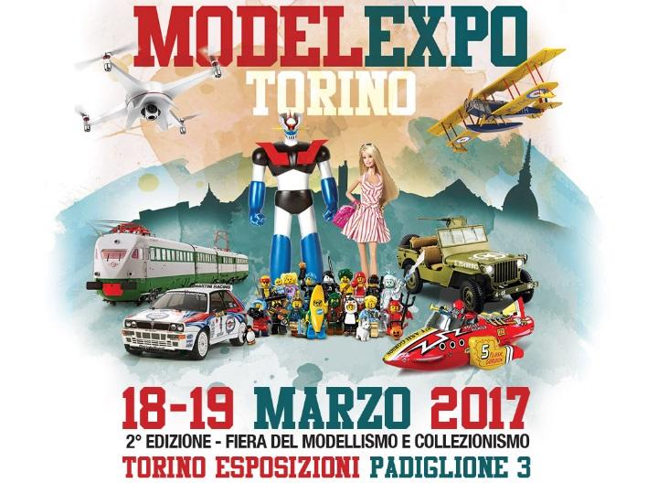 Model Expo Torino 2017: l'impronta di Fiaba e Marco
