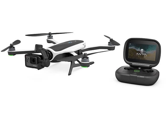 drone gopro-karma-mercato-quadricottero-gps-gopro-hero5