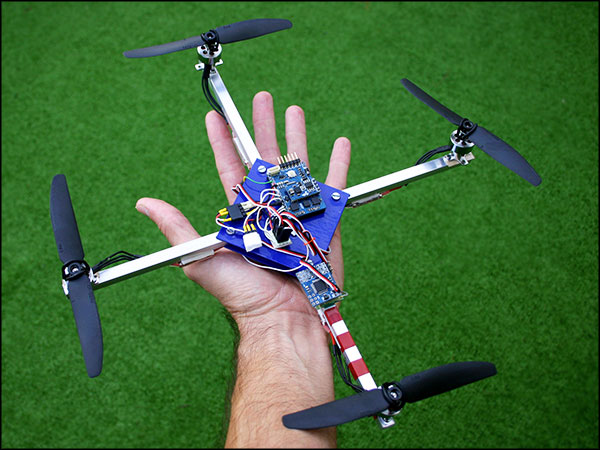 Droni come oggetto di Laurea
