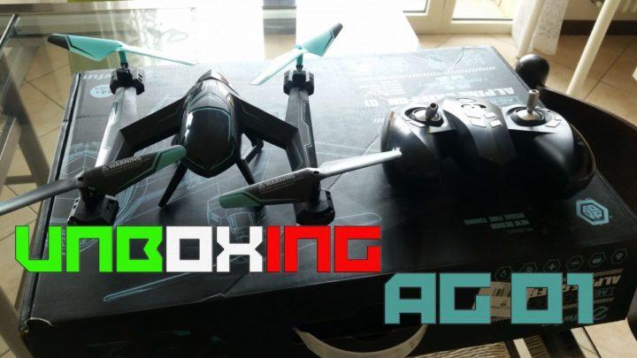 Unboxing Zowfun AG-01