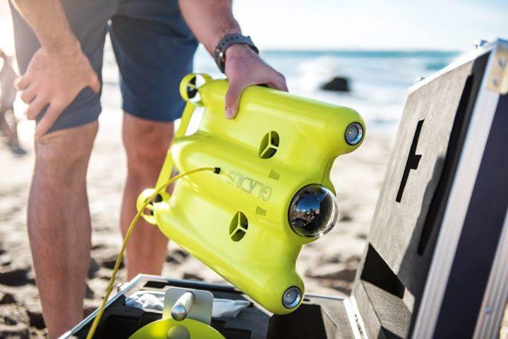recensione drone gladius-4k-sommergibile