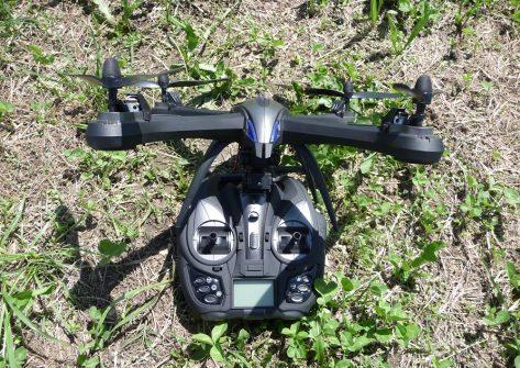 recensione idrone i8hw-fpv-drone gearbest