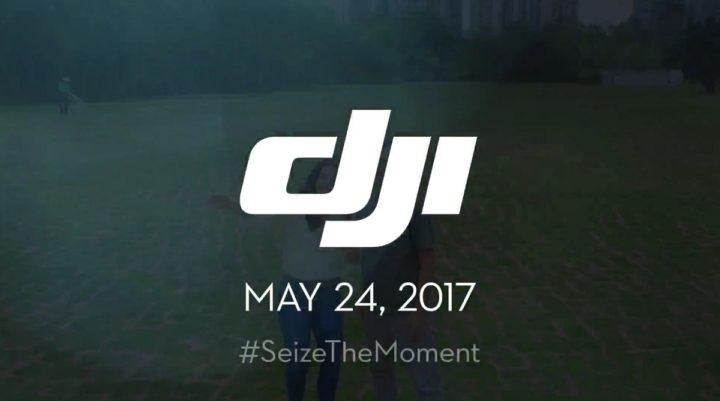 Tutti pronti all'uscita del DJI Spark