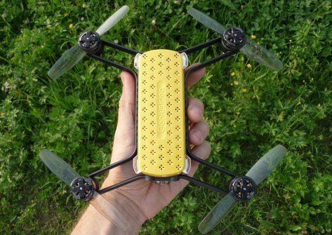recensione geniusidea follow-drone sotto ai 300 grammi-competitor dji spark