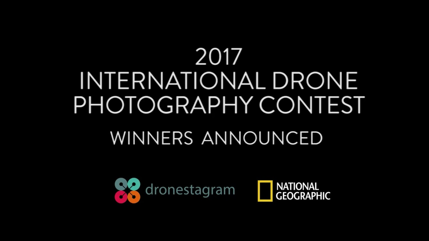 International Drone Photography Contest 2017: Ecco i Vincitori