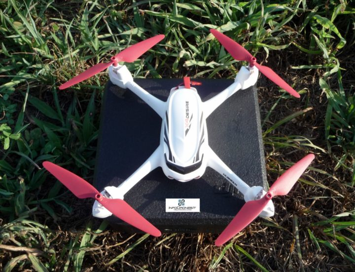 recensione hubsan x4 desire h502e banggood- drone con gps- drone camera hd o