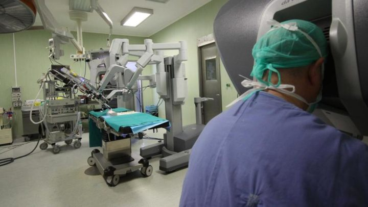 Robot Chirurgici: operati i primi due bambini ad Alessandria