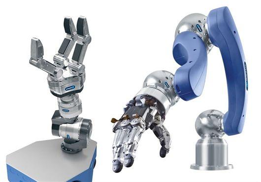 Pinza Robot in grado di manipolare oggetti con precisione