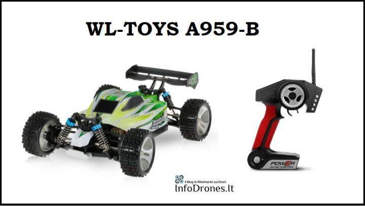 WLtoys A959-B, Macchina RC a basso costo