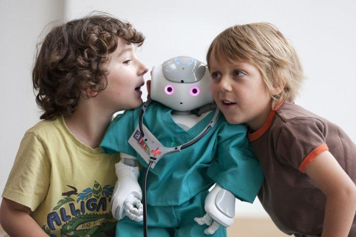 Nao: un robot per aiutare i bambini affetti da autismo