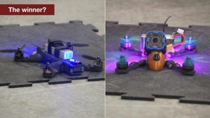 droni google-drone racing-nasa droni racing-umano contro ia droni-studio nasa droni