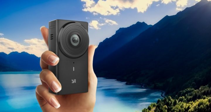 Action Cam Yi 360° VR