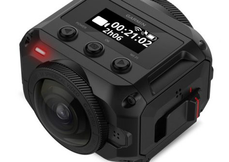 Action Cam Garmin VIRB 360