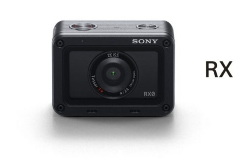Action Cam Sony DSC-RX0