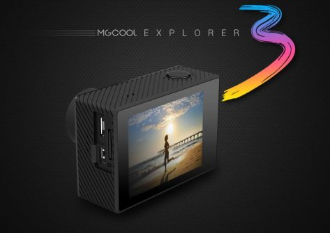 action cam MGCOOL Explorer 3-action camera 4k-30fps
