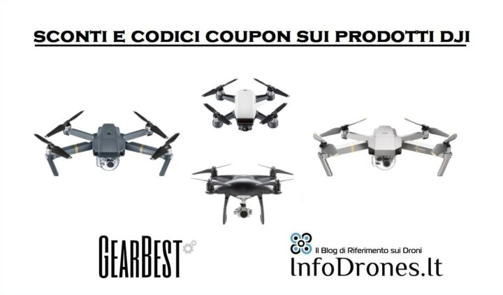 coupon dji gearbest