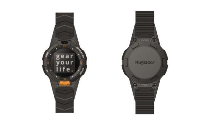 RugGear Smartwatch 4G