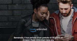 Come iscriversi ad Amazon Music Unlimited