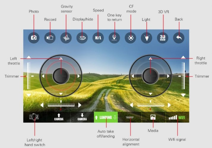 Spiegazione App kai deng k90