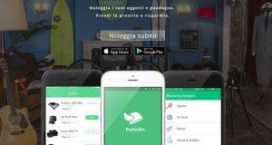 app paladin-guadagnare noleggiando oggetti