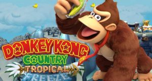 Donkey Kong country Tropical Freeze amazon