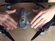 drone hubsan x4 air recensione video