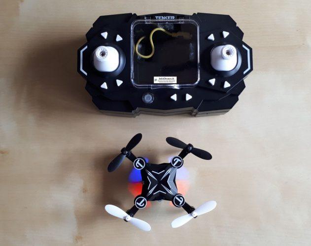 drone radio tenker skyracer 901h