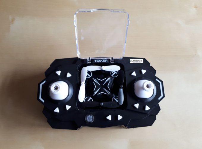 mini drone skyracer 901h