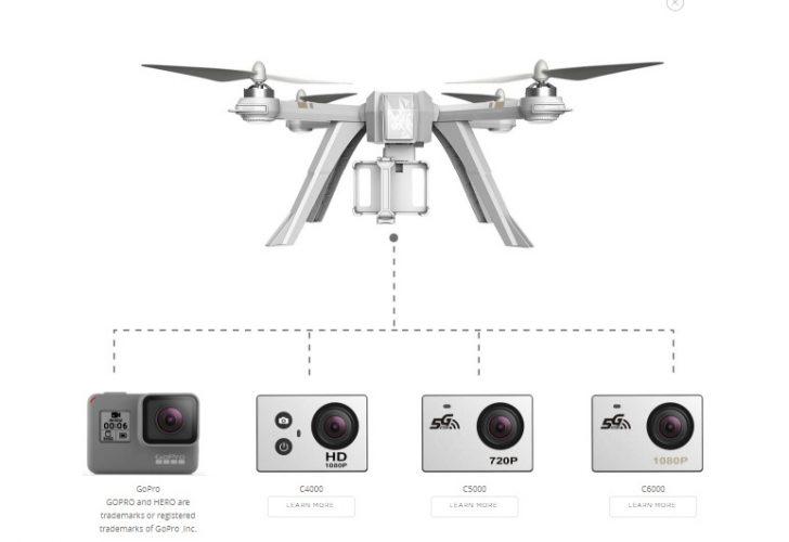 camera mjx bugs 3 pro
