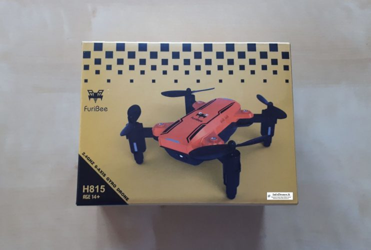 scatola Furibee H815