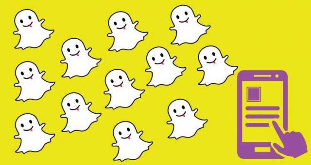 Snapchat giochi