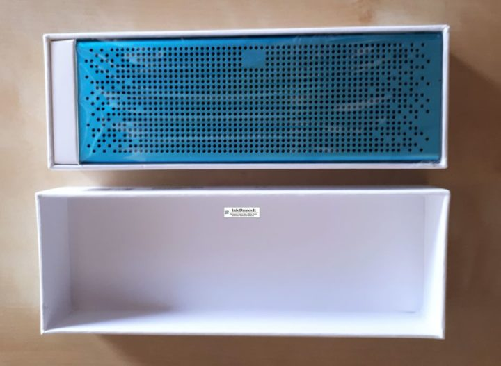 Xiaomi Mi Bluetooth Speaker unboxing