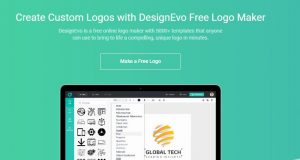 come creare un logo vettoriale online con designevo