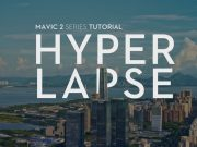 Come usare Hyperlapse su dji mavic 2 video tutorial
