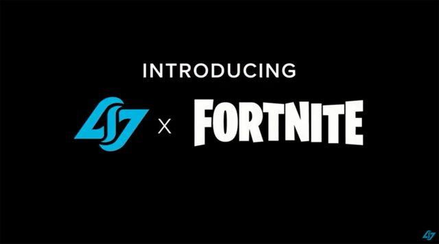 Counter Logic Gaming Fortnite