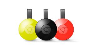 Google Chromecast Chrome