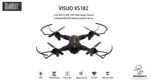 drone VISUO XS812 GPS gearbest